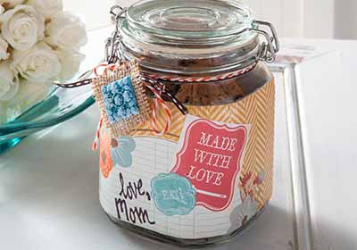 Mom's Candy Jar