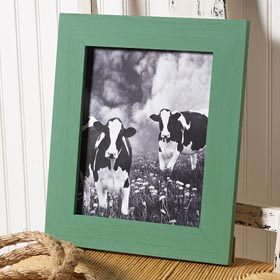 Photo Frame Milk Paint Project