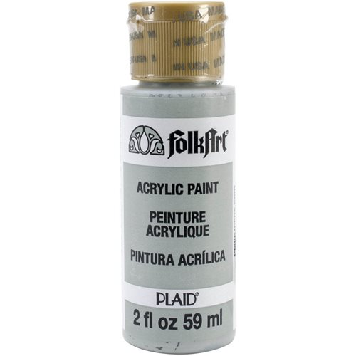 FolkArt ® Acrylic Colors - Battleship Gray, 2 oz. - 2381