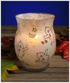 Ghostly Vase