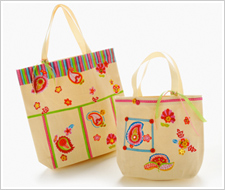 Fresh and Funky Tote Bags