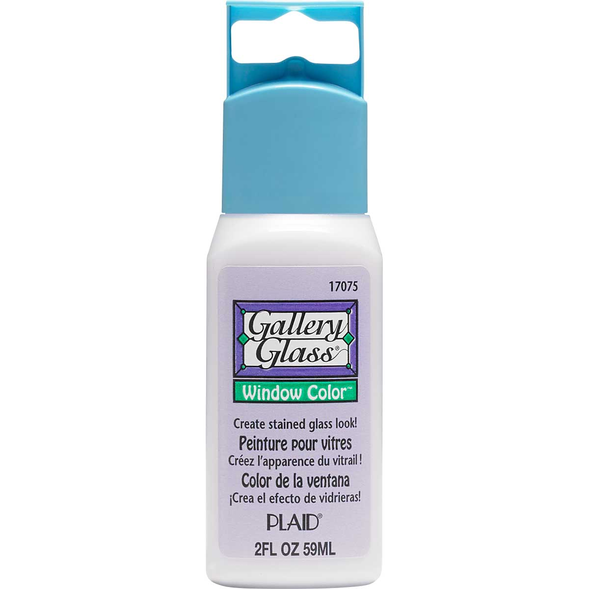 Gallery Glass ® Window Color™ - Lilac, 2 oz. - 17075