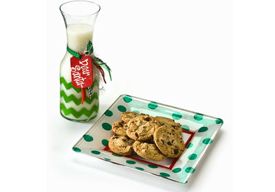Cookies And Milk for Santa