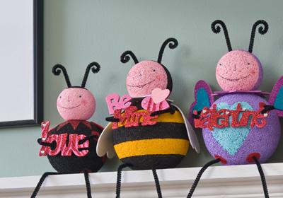 The Love Bug Gang