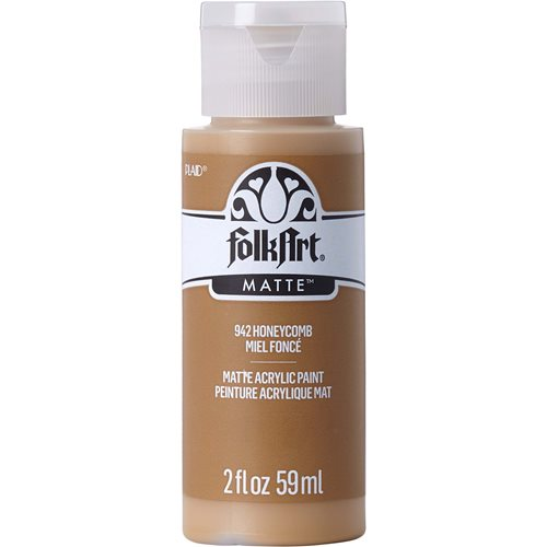 FolkArt ® Acrylic Colors - Honeycomb, 2 oz.