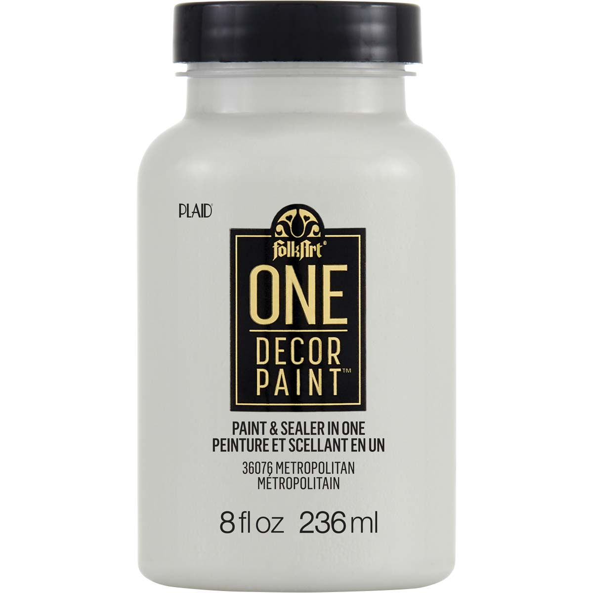 FolkArt ® One Décor Paint™ - Metropolitan, 8 oz. - 36076