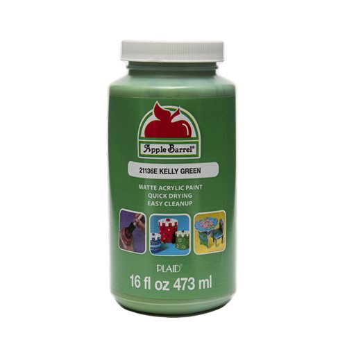 Apple Barrel ® Colors - Kelly Green, 16 oz. - 21136