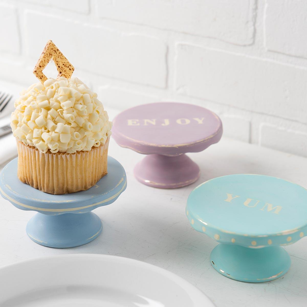 Mini Dessert Stands