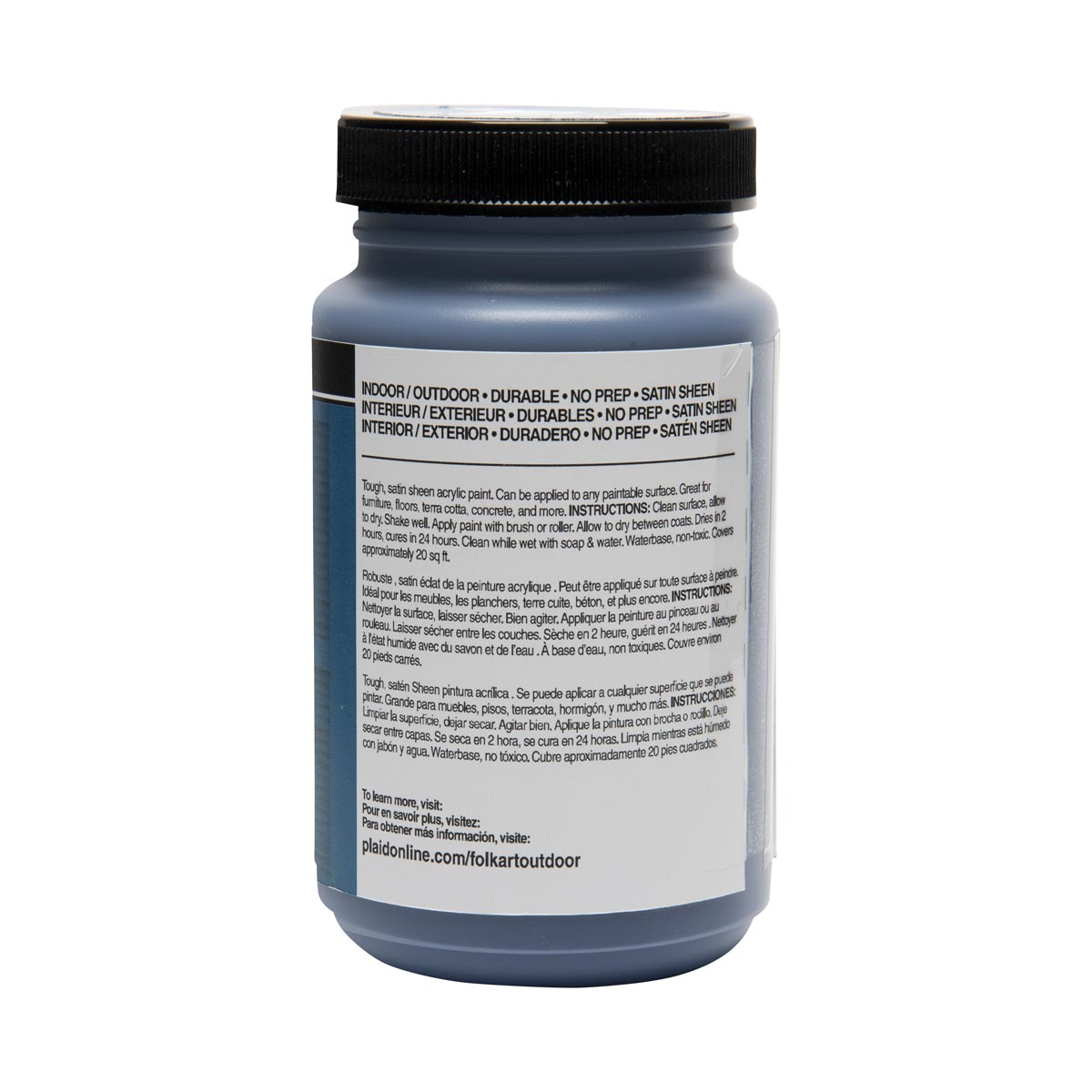 FolkArt ® Outdoor™ Acrylic Colors - Gulf Coast, 8 oz.