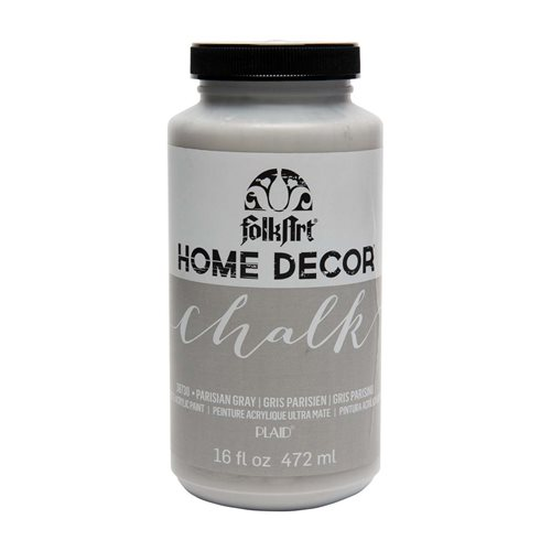 FolkArt ® Home Decor™ Chalk - Parisian Grey, 16 oz. - 38730
