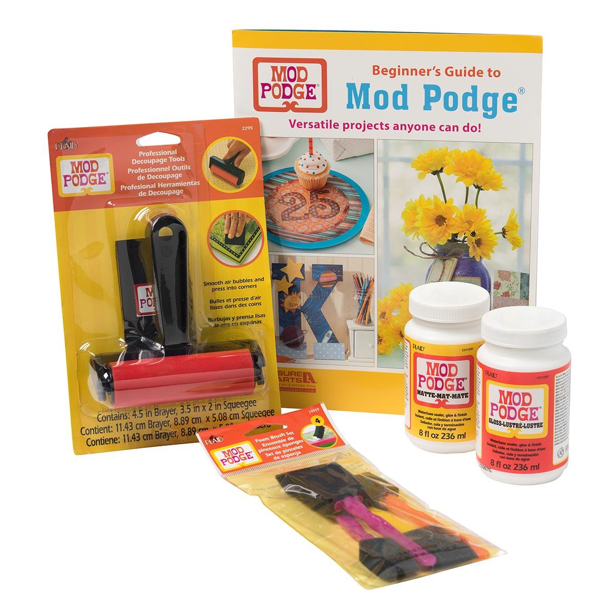 Mod Podge ® Beginner's Kit
