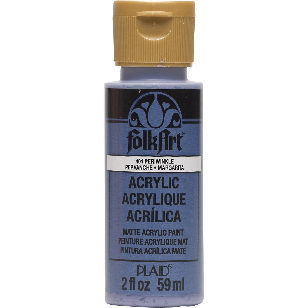 FolkArt ® Acrylic Colors - Periwinkle, 2 oz. - 404