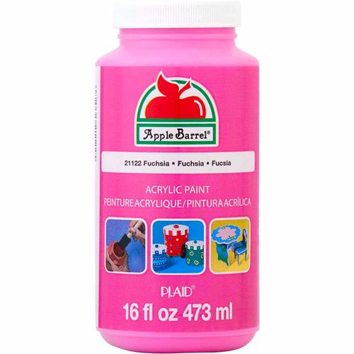 Apple Barrel ® Colors - Fuchsia, 16 oz. - 21122