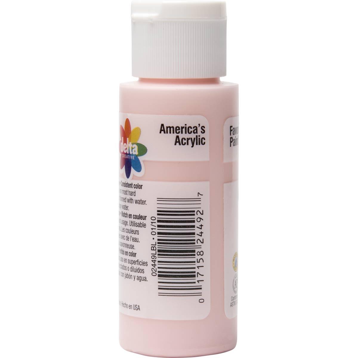 Delta Ceramcoat ® Acrylic Paint - Hydrangea Pink, 2 oz.