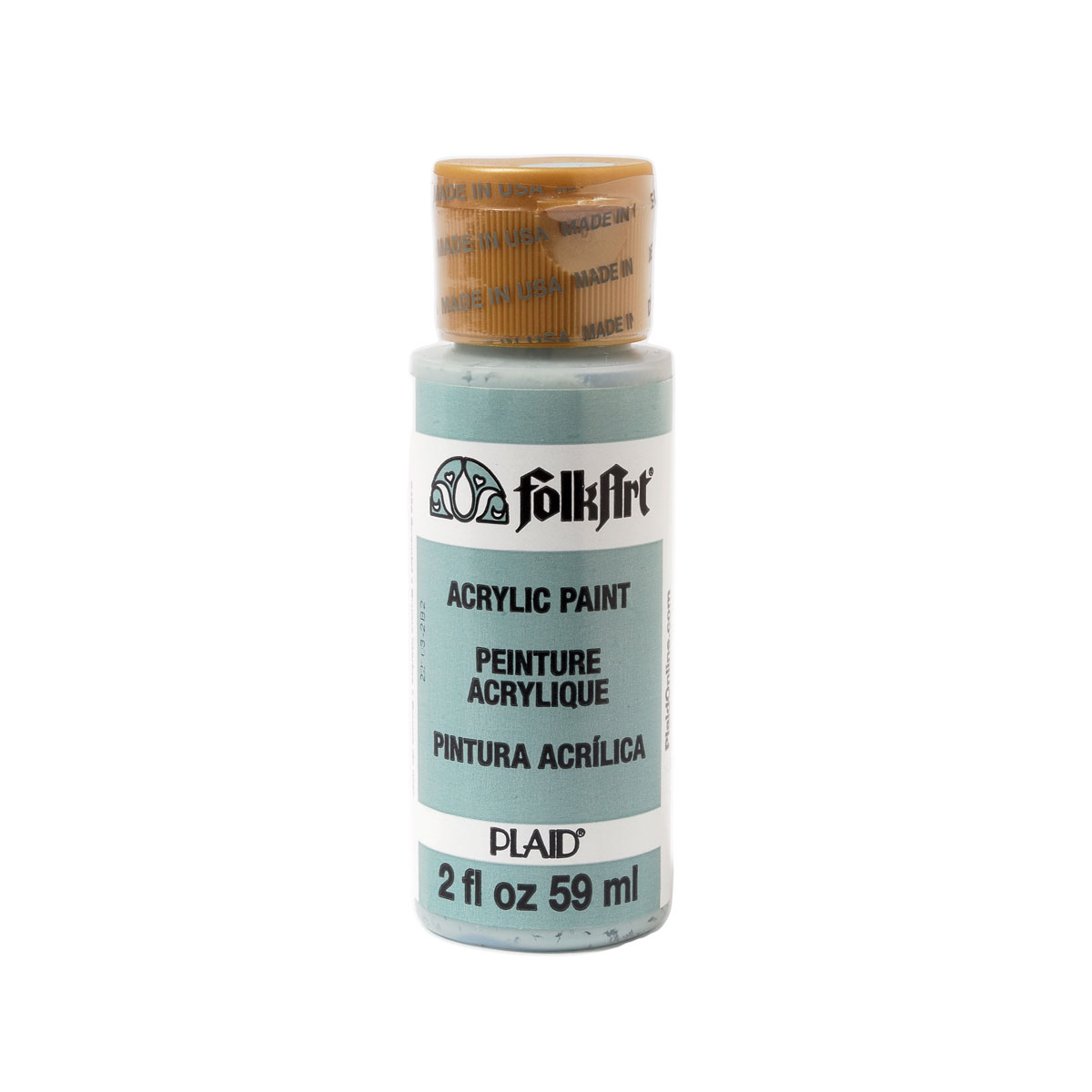 FolkArt ® Acrylic Colors - Sea Mist, 2 oz. - 2486