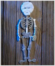 Mummy Skeleton