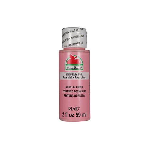 Apple Barrel ® Colors - Light Pink, 2 oz. - 20535