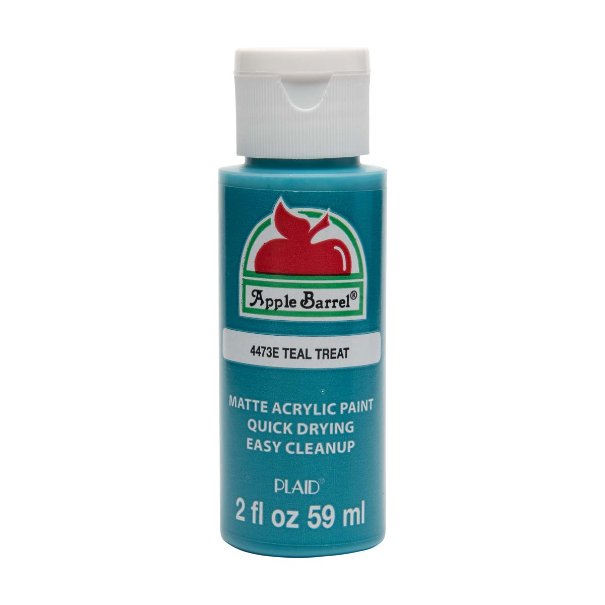 Apple Barrel ® Colors - Teal Treat, 2 oz.