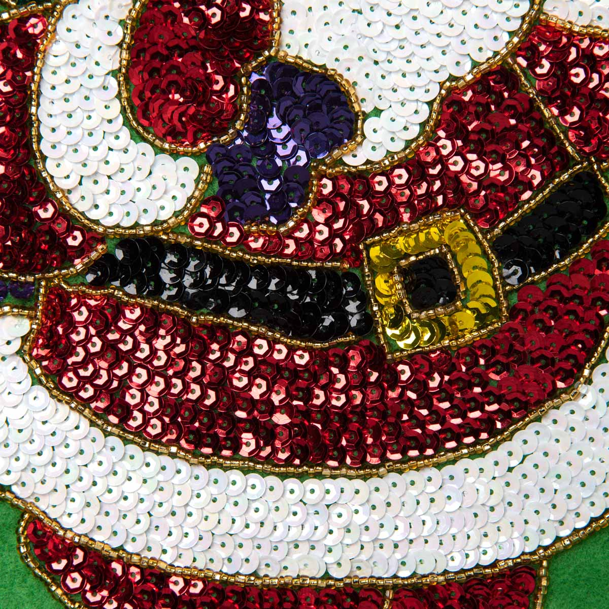 Bucilla ® Seasonal - Felt - Stocking Kits - Glitz Santa - 89073E