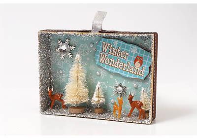 Winter Wonderland Diorama