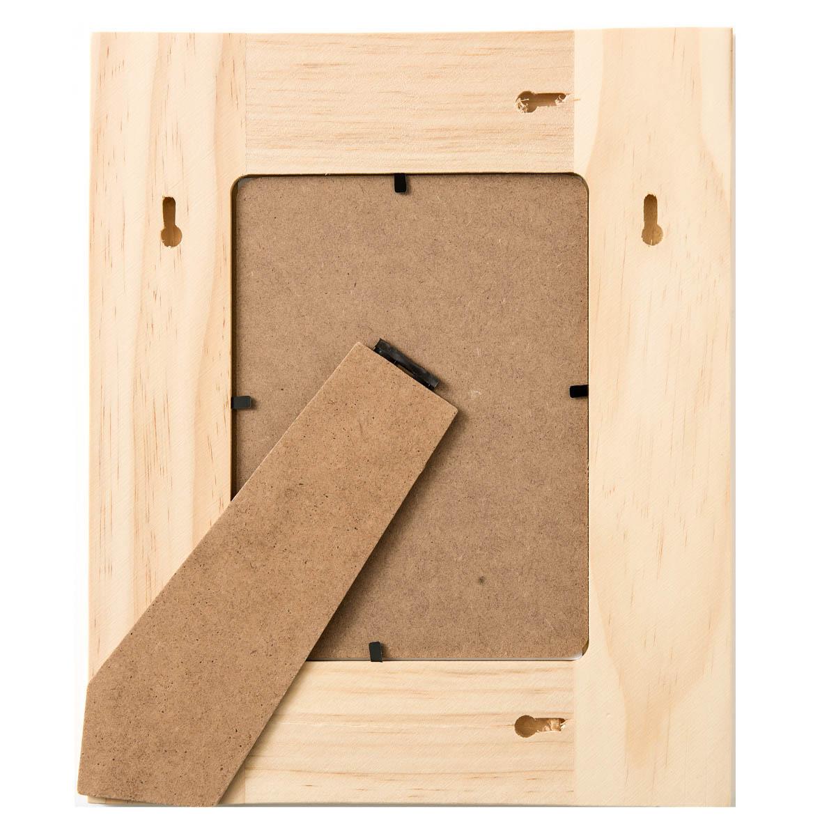Plaid ® Wood Surfaces - Frame, Large