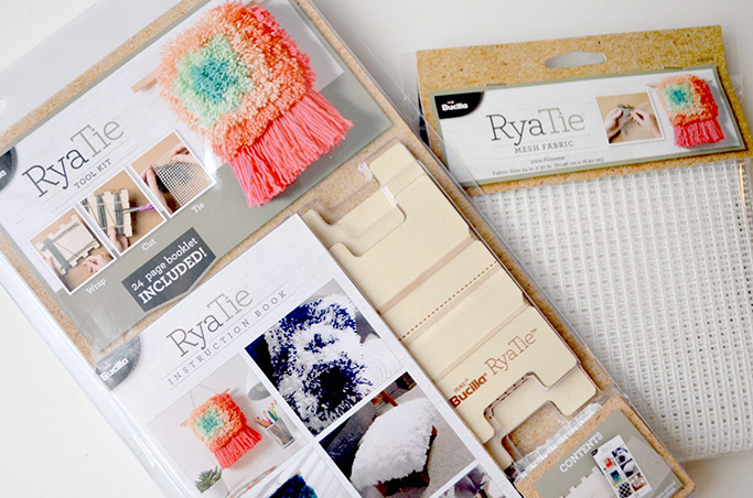 9 DIY Ideas With Bucilla RyaTie & Your Favorite Yarn