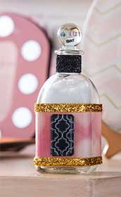 Lavender Bath Salts For Valentine's Day