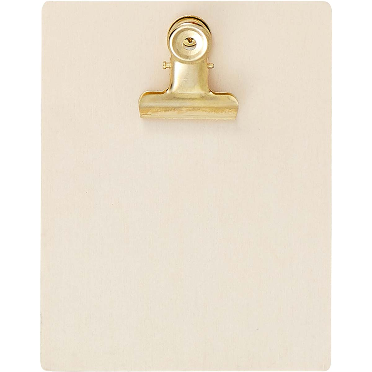 Plaid ® Surfaces - Mini Clipboard Frame - Unfinished - 44941