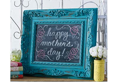 Mother's Day Chalkboard