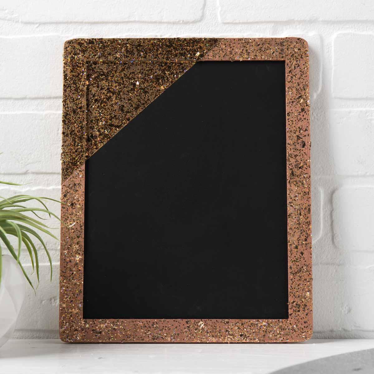 Plaid ® Wood Surfaces - Chalkboard Frame Bundle, 6 pieces - 96382