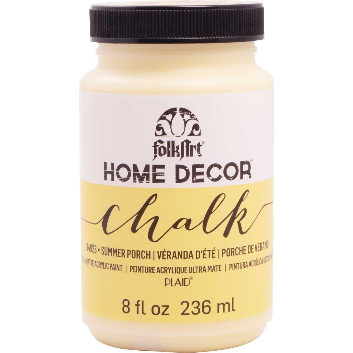 FolkArt ® Home Decor™ Chalk - Summer Porch, 8 oz.