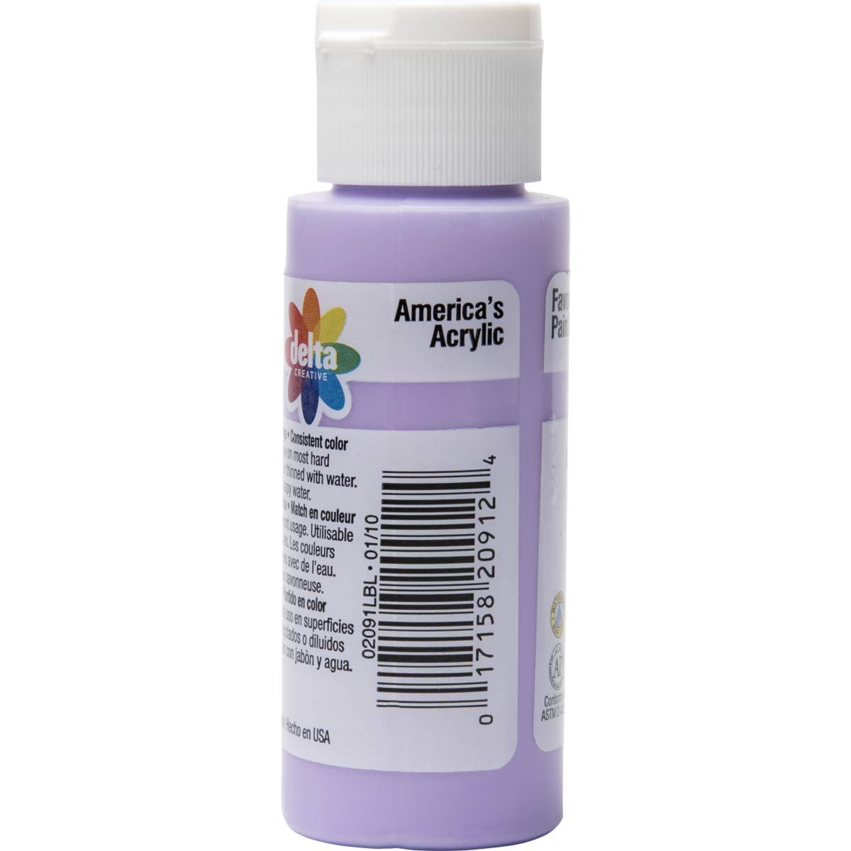 Delta Ceramcoat ® Acrylic Paint - GP Purple, 2 oz.