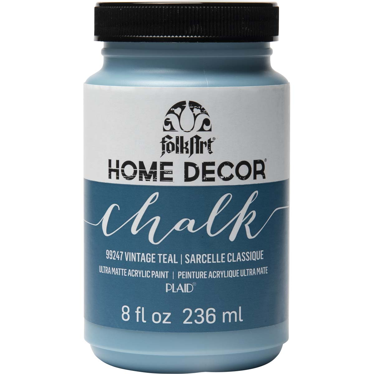 FolkArt ® Home Decor™ Chalk - Vintage Teal, 8 oz.