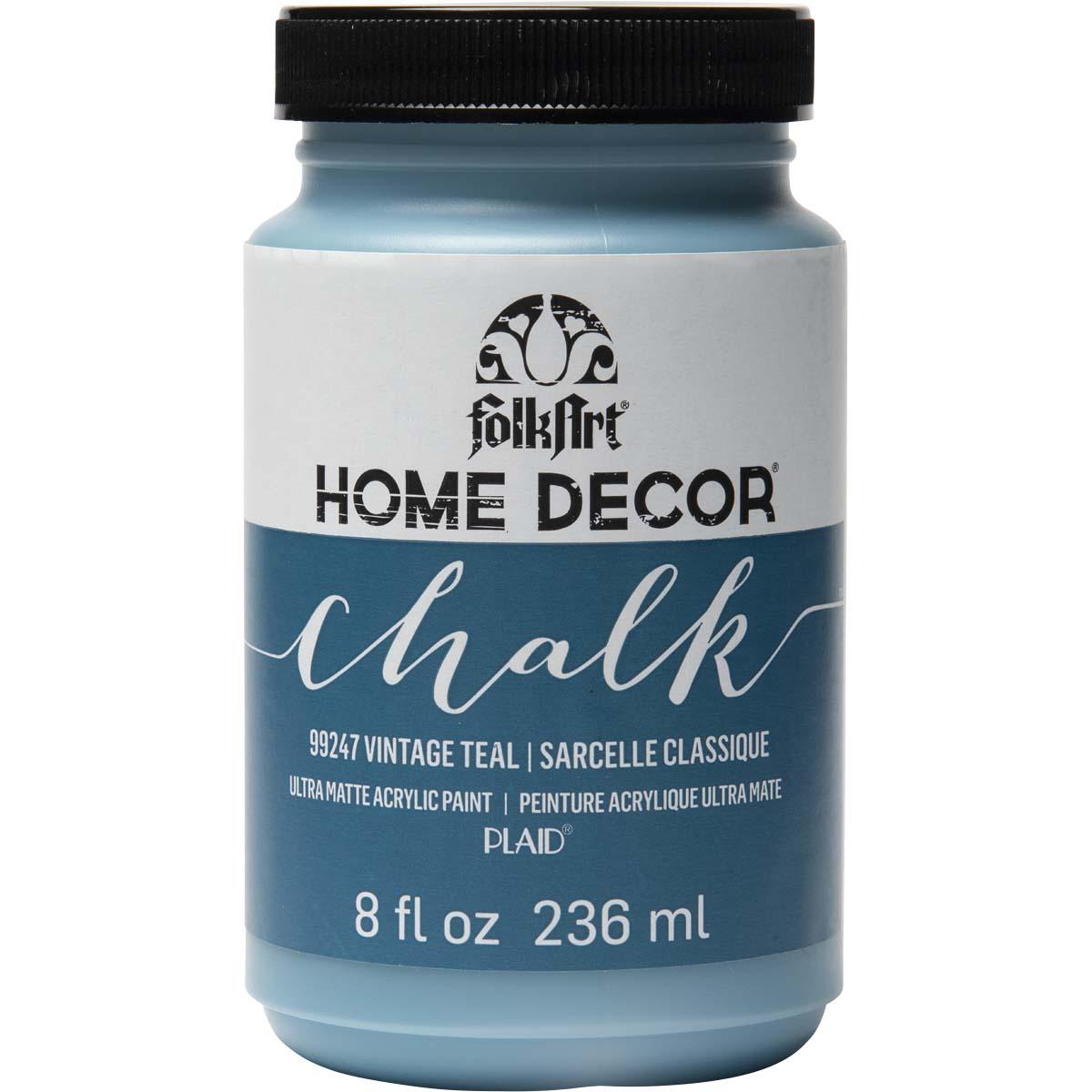 Folk Art Home Decor Chalk Paint Review from plaidonline.com