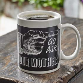 Homemade Gifts for Dad - Go Ask Your Mother Mug