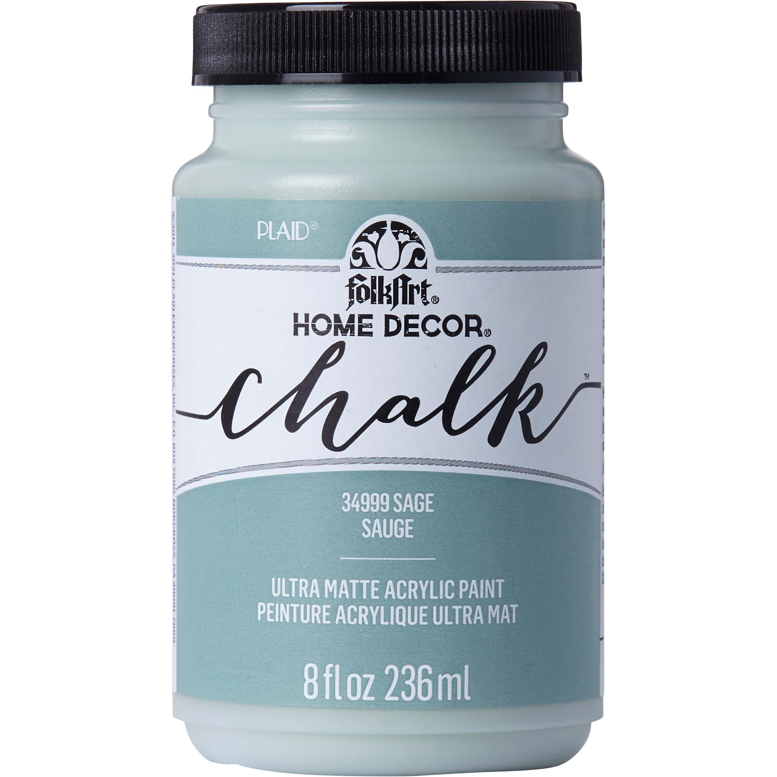 FolkArt ® Home Decor™ Chalk - Sage, 8 oz. - 34999