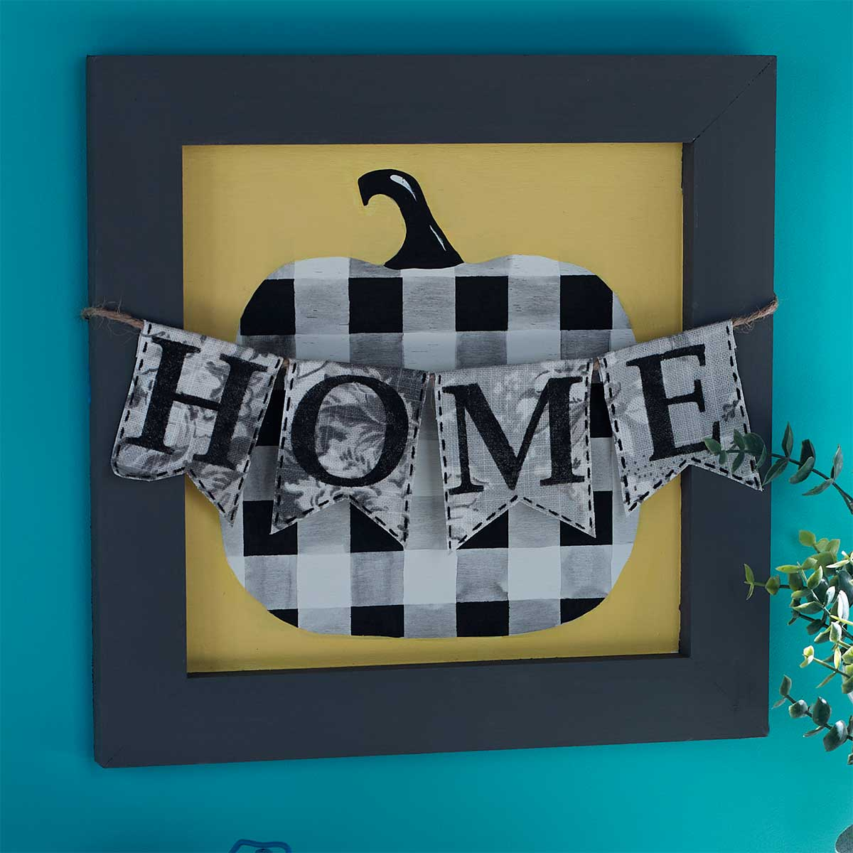Waverly HOME Banner Sign