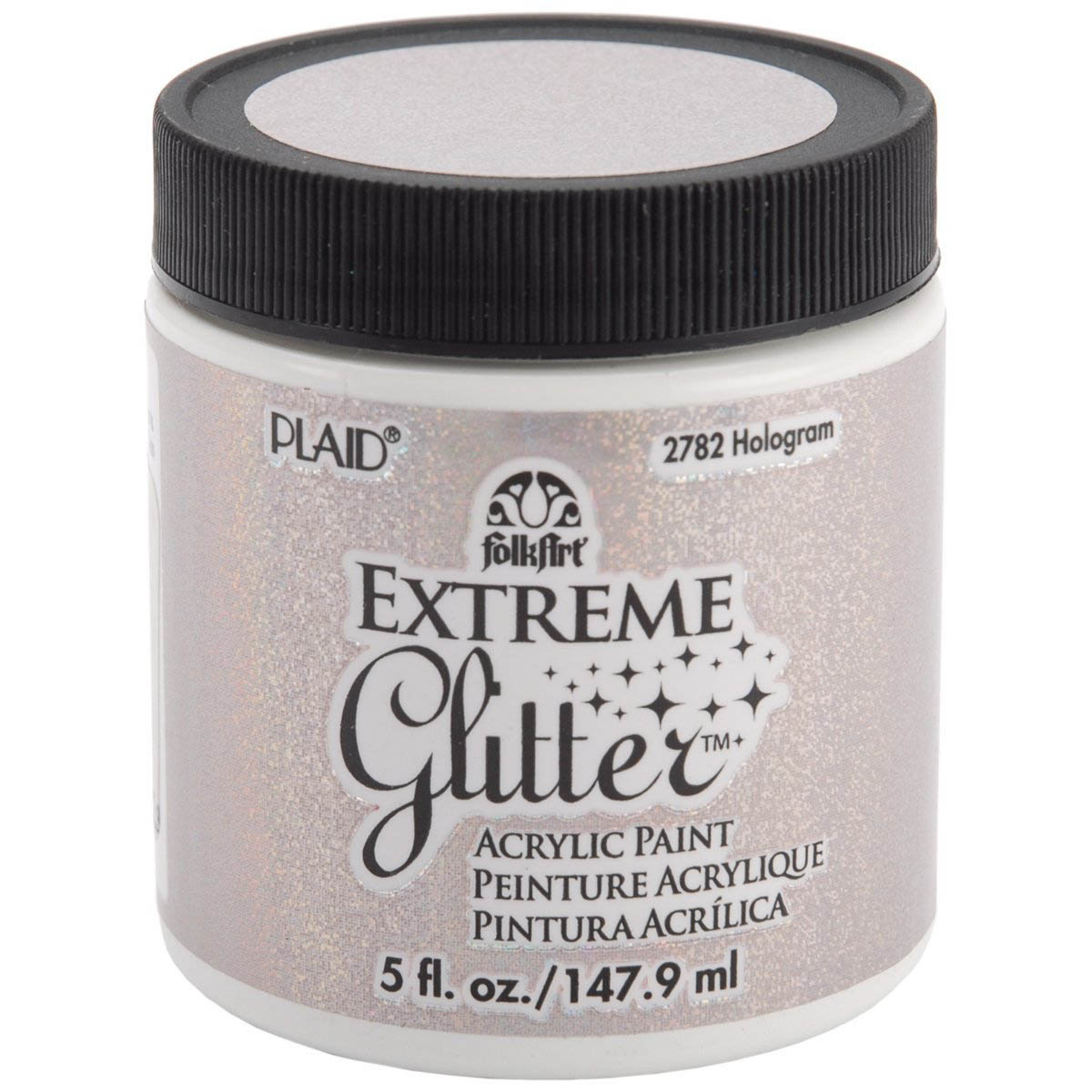 FolkArt ® Extreme Glitter™ - Hologram, 5 oz.