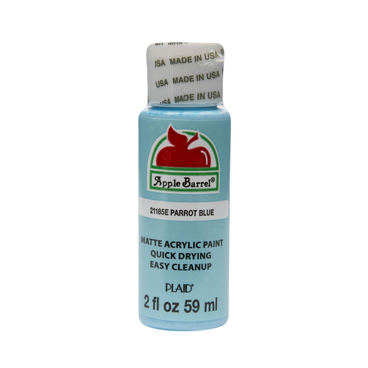 Apple Barrel ® Colors - Parrot Blue, 2 oz.