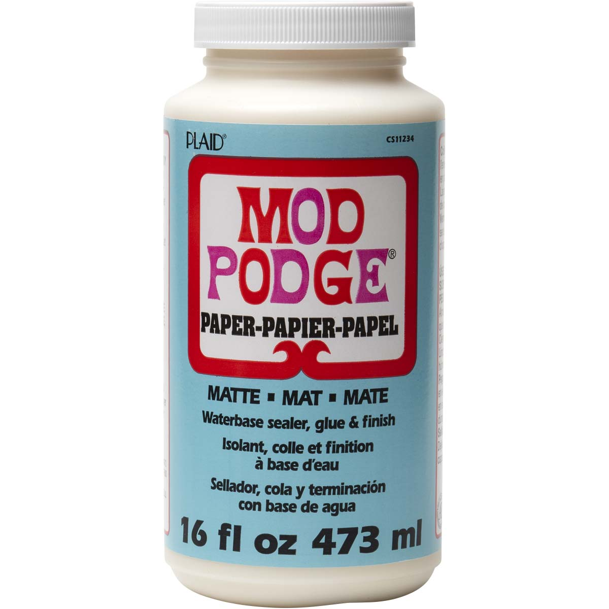 Mod Podge ® Paper - Matte, 16 oz. - CS11234