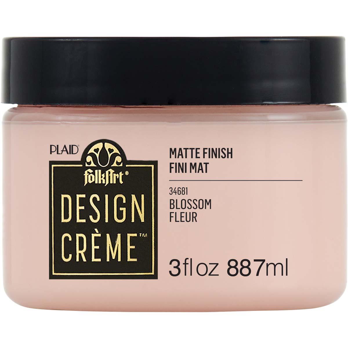 FolkArt ® Design Creme™ - Blossom, 3 oz. - 34681