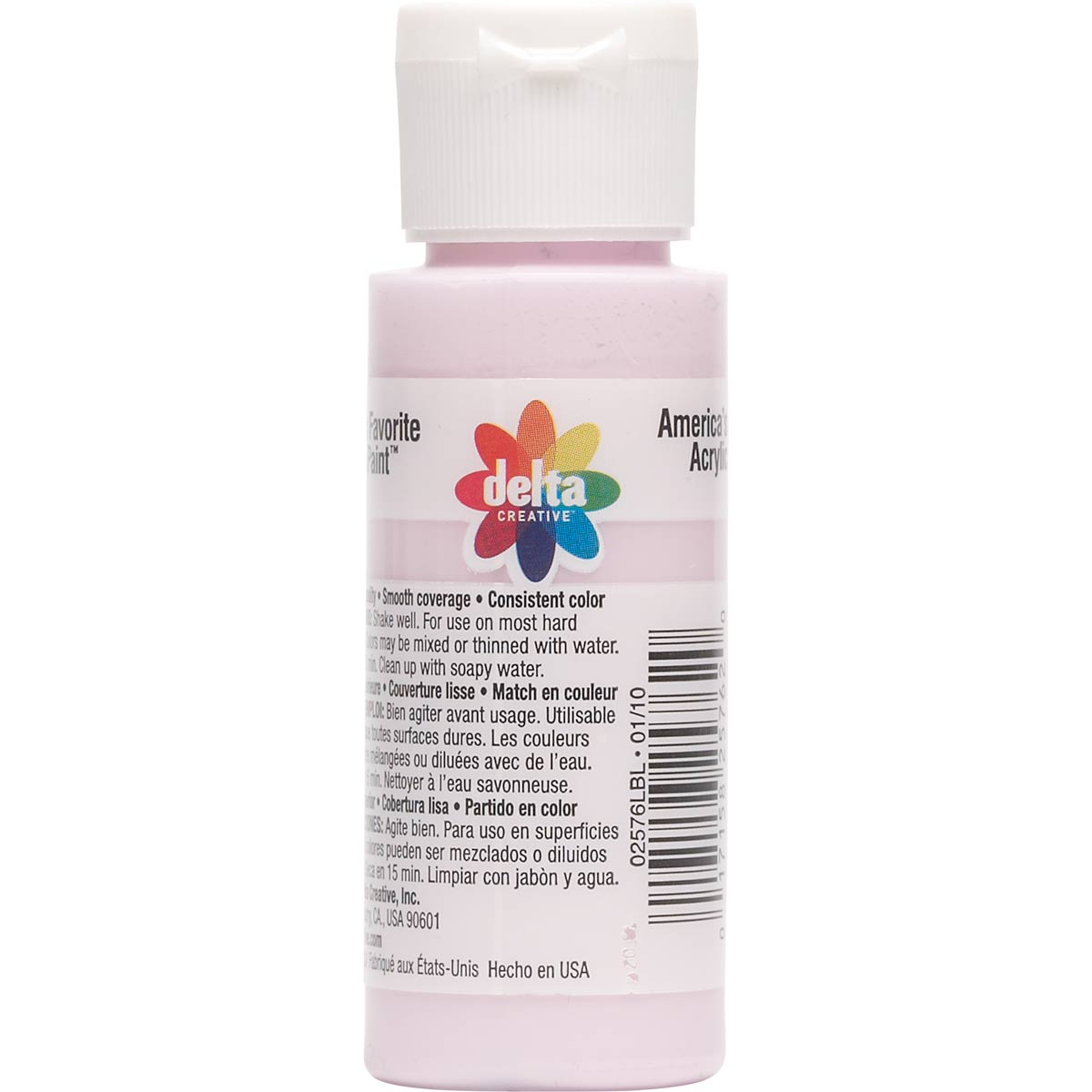 Delta Ceramcoat ® Acrylic Paint - Pale Lilac, 2 oz. - 025760202W