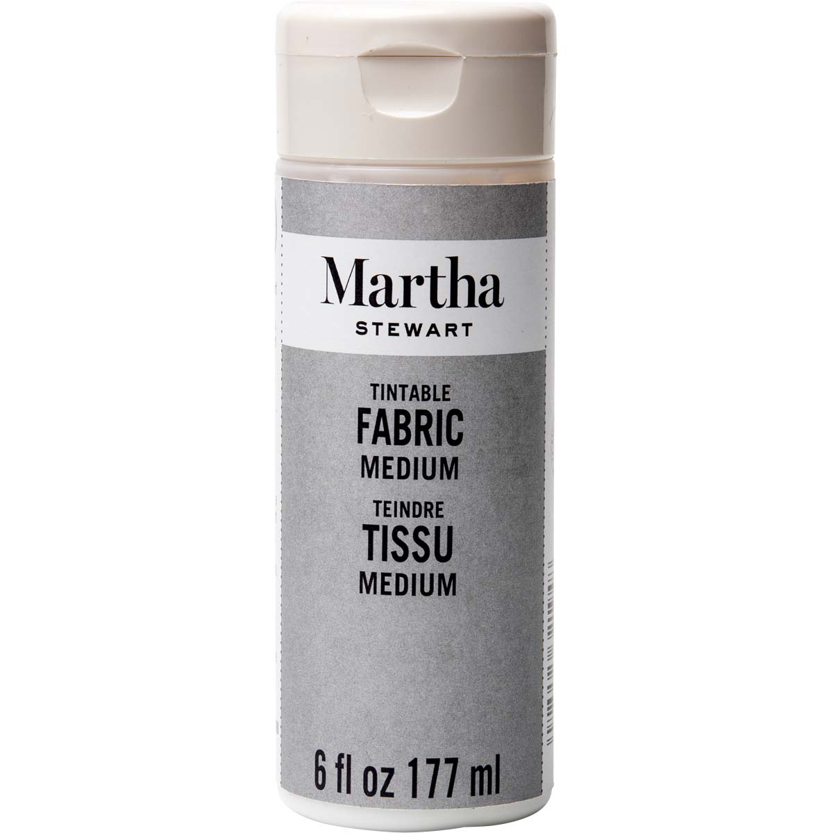Martha Stewart ® Mediums - Tintable Fabric Medium, 6 oz. - 32194