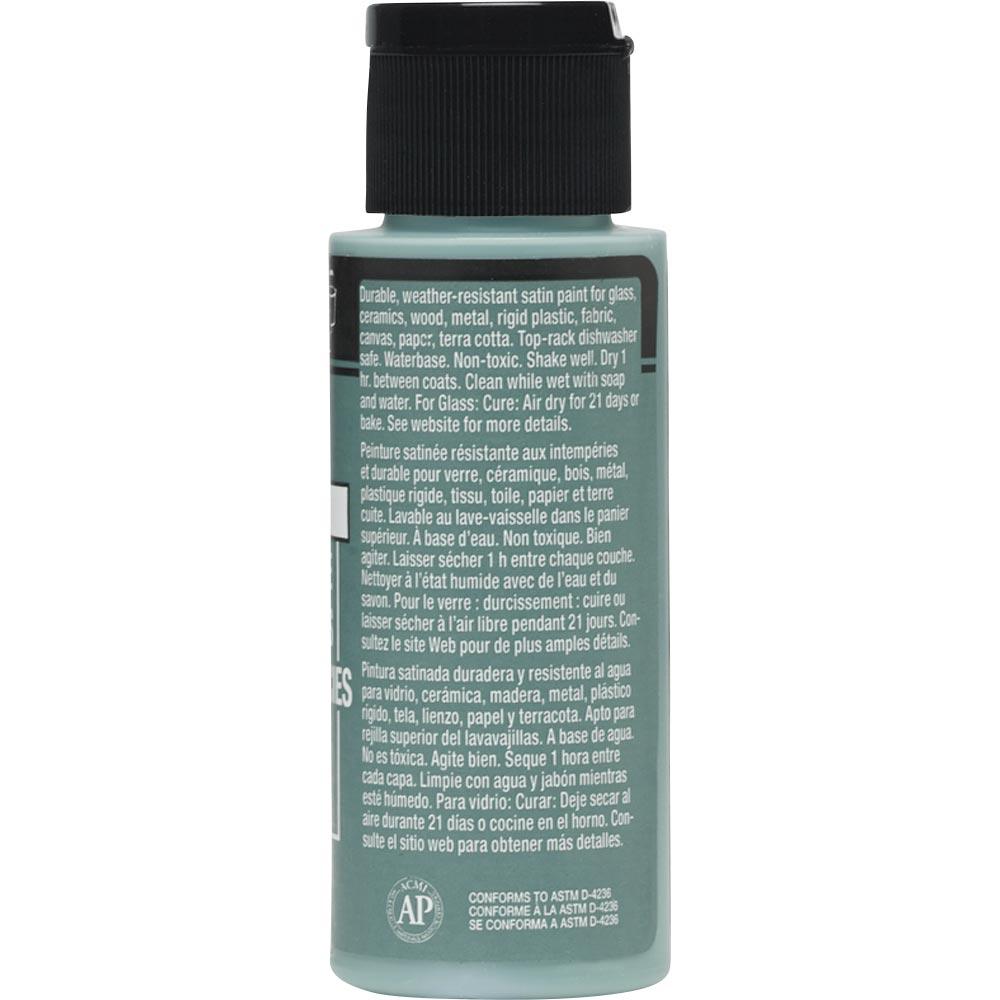 FolkArt ® Multi-Surface Satin Acrylic Paints - Greenscape, 2 oz. - 2981