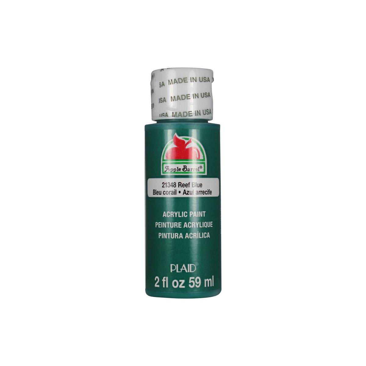 Apple Barrel ® Colors - Reef Blue, 2 oz. - 21348