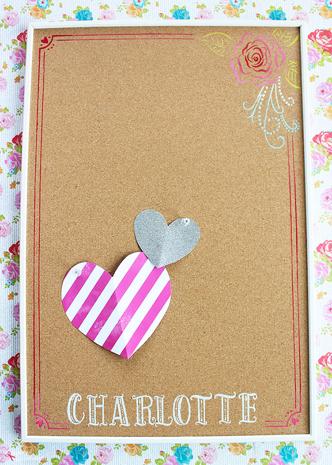 Stenciled-IKEA-Bulletin-Board-8.jpg