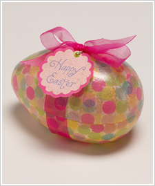 Easter Egg Treat Container