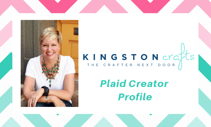 Creator Spotlight - Kingston Crafts