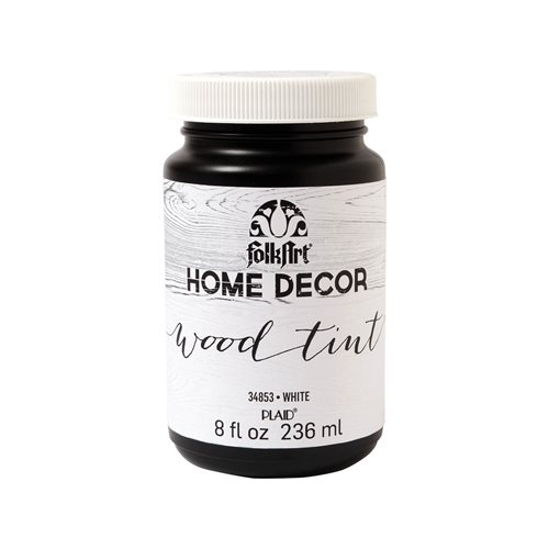 FolkArt ® Home Decor™ Wood Tint - White, 8 oz. - 34853
