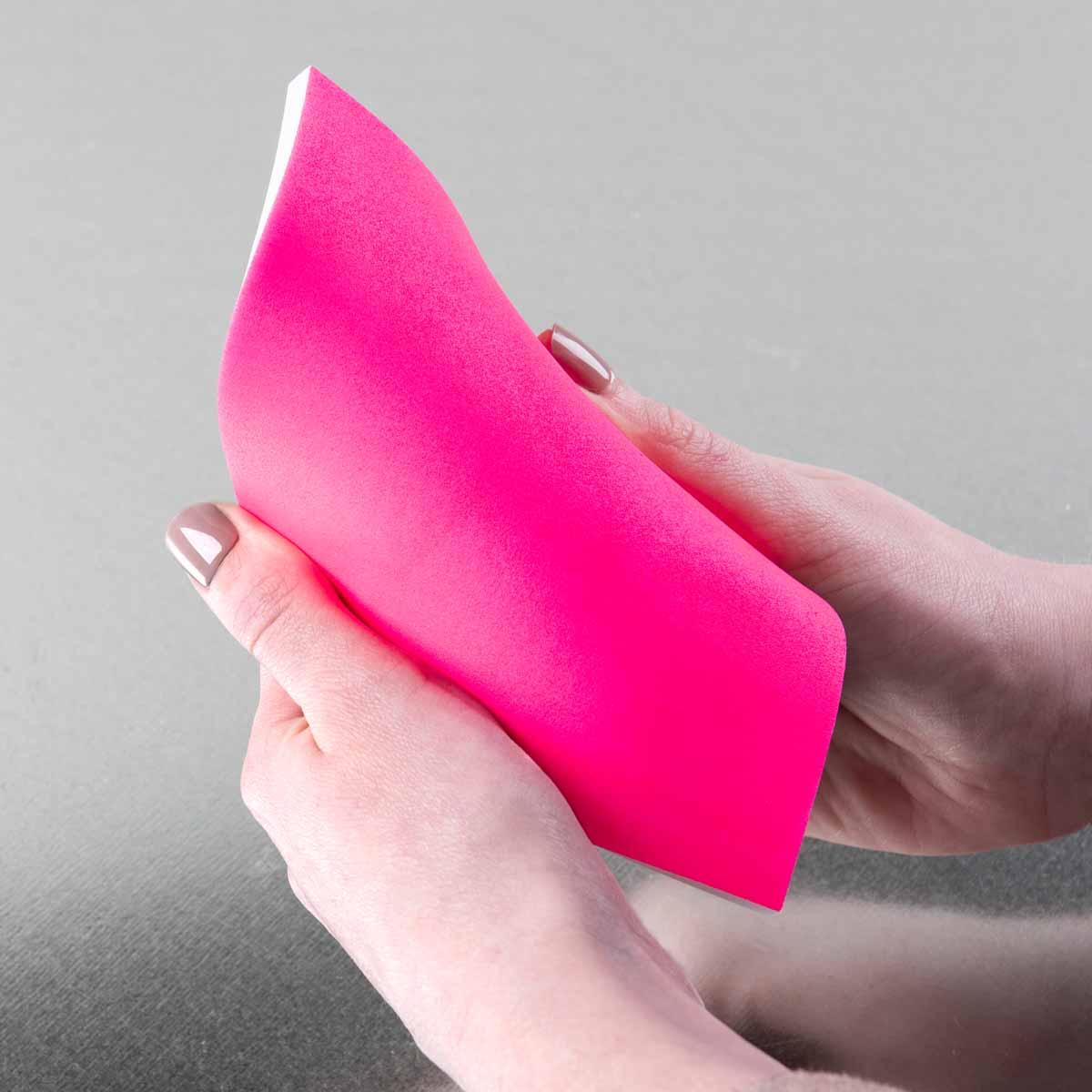 PlaidFX Nuclear Neon Flexible Acrylic Paint - Shocker, 3 oz. - 36879